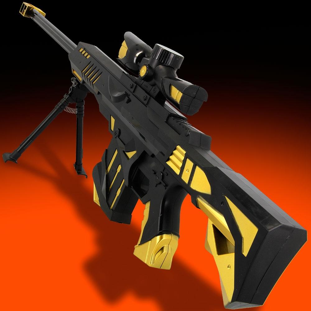 GelSoft Sniper King Rifle