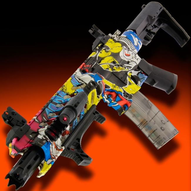GelSoft Shark Rifle