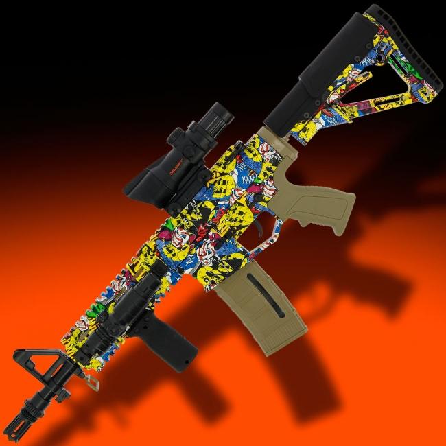 GelSoft ATAC Elite Series Rifle