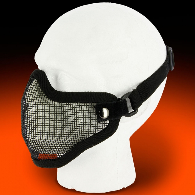 V1 Steel Mesh Lower Face Mask