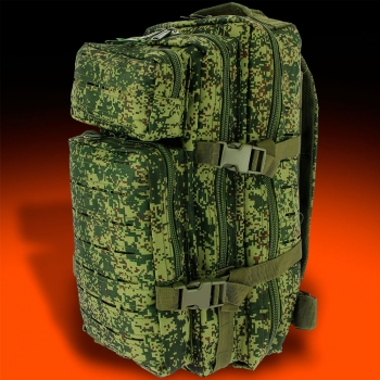 Digital Russian Camo Rucksack