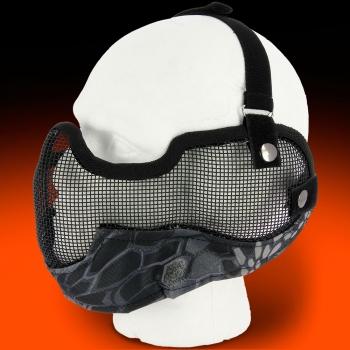 V2 Steel Mesh Lower Face Mask
