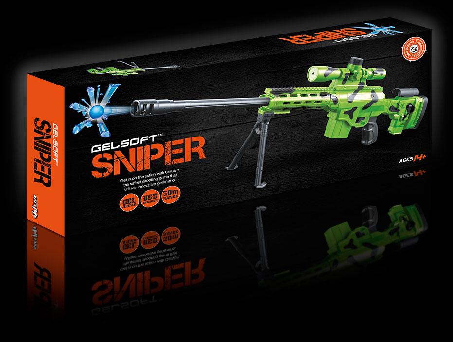GelSoft Sniper Box
